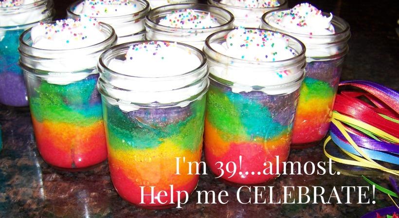 39th Birthday Celebration!